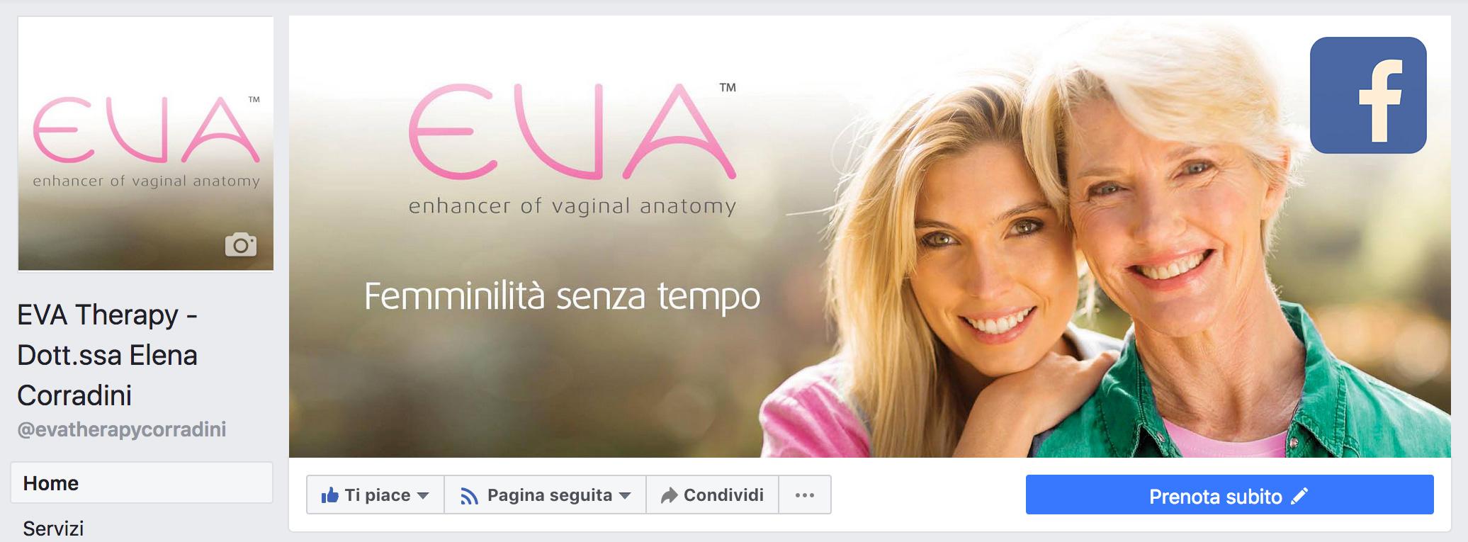 Eva Therapy Corradini ginecologa